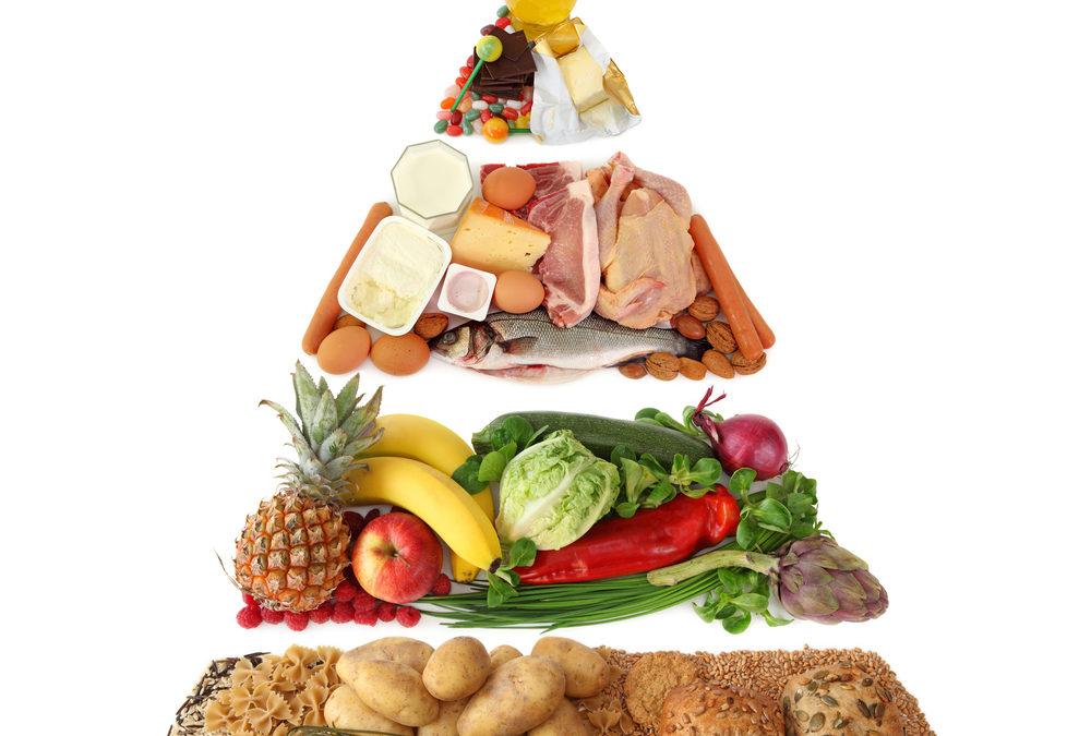 Sad Truth Behind the USDA Food Guide Pyramid