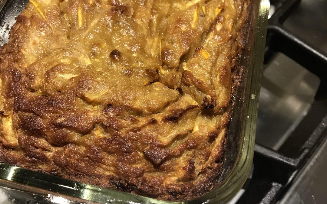 Nutrient Dense Delicious (grain-free) Zucchini Bread